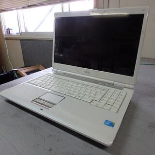 パソコン ノートパソコン☆富士通 NF/D50☆No.N0009