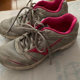 MIZUNO ミズノ スニーカー  運動靴 23.5cm