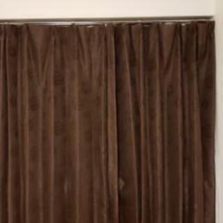 遮光カーテン 約100×133