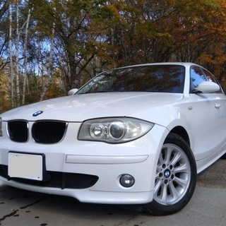 【大幅値下げしました!】BMW116i車検2年付 ブリザック4本...