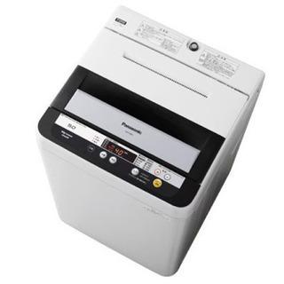 パナソニック洗濯機 NA-F50B6