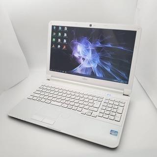 富士通 Corei7 メモリ4GB SSD128GB ノートパソコン