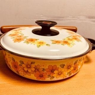お値下げ 未使用☘Noritakeホーロー鍋☘