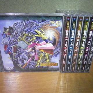 DVD 勇者王ガオガイガーFINAL 1~7巻 セット