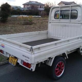 名義変更込み 123000円 オートマ 軽トラ ミニキャブトラック 38000キロ  - 高座郡
