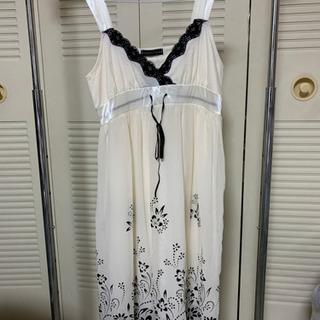 CLAUDIA ASH 女の子 ドレス 未使用品 M