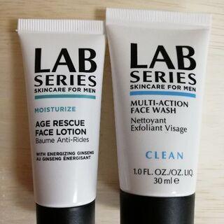 LAB 洗顔料 乳液 新品