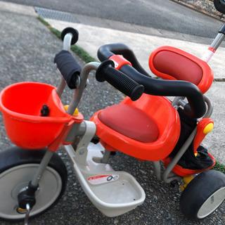 お値下げ美品⭐︎アイデス三輪車