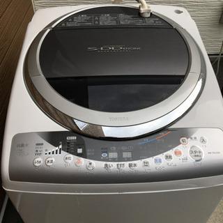 東芝洗濯乾燥機  AW70VJ  7kg 2011年式