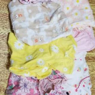ベビー服 サイズ50-60 女の子用 2000円