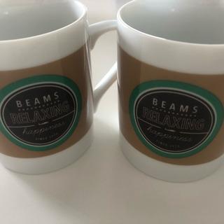 Beams ペアカップ