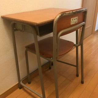 勉強机、椅子セット 値下げ
