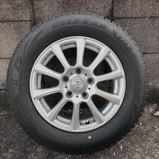 再値下げします!!新品未使用 スタッドレスタイヤ 4本セット B...
