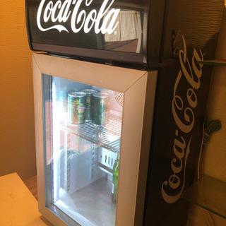 非売品コカコーラ冷蔵庫