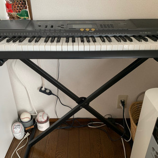 Casio 電子ピアノ 鍵盤 LK-113