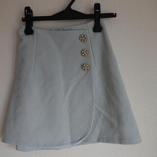 ワンウェイ  巻きスカート