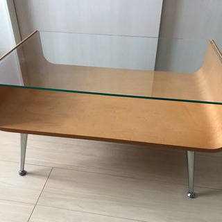 リビング用ローテーブル(ニッセン2万円の品)