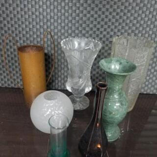 花瓶など 7個セット