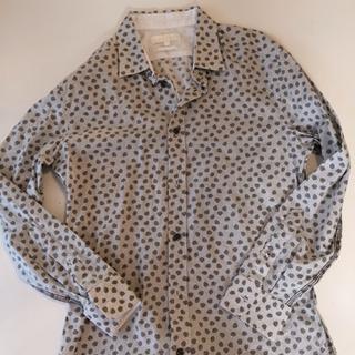 ディーゼルのスカルシャツ Mサイズ