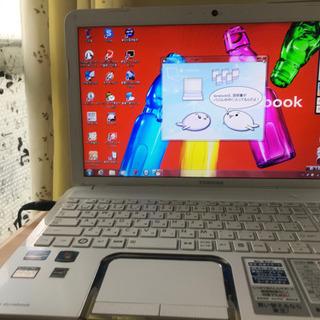 東芝dynabook  Windows7