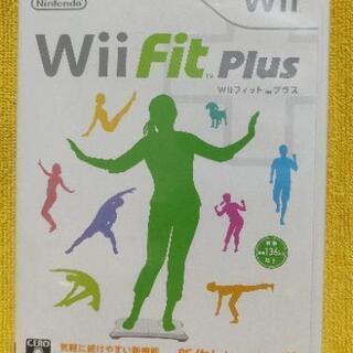 任天堂 Wiiソフト Wii Fit Plus[ソフト単体]