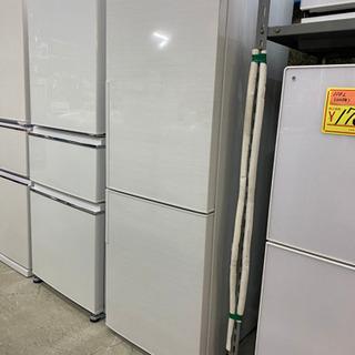 SHARP ノンフロン冷凍冷蔵庫 SJ-PD27D-W 2…