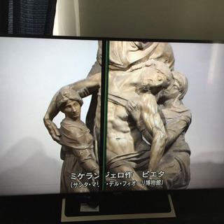 55型SONYのテレビ