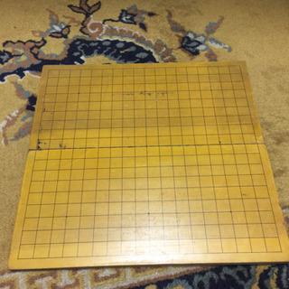 ⚠️⚠️囲碁盤⚠️⚠️折りたたみ式