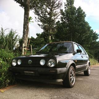 ゴルフ2 ブラックリミテッド ベース車