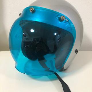 SHOEI 美品 ジェットヘルメット シルバー