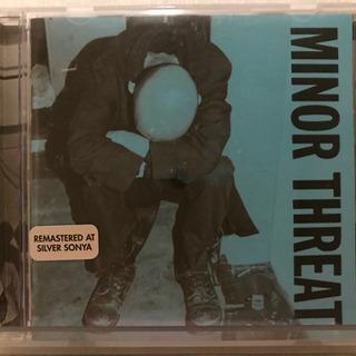"""【CD】MINOR THREAT """"Comprete Disco..."""