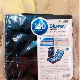 Blu-ray/DVD/CD対応 ファスナーケース CCD-SS...