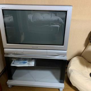 ブラウン管テレビ テレビ台