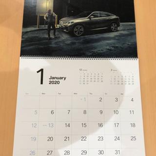 2020年BMWディーラーカレンダー