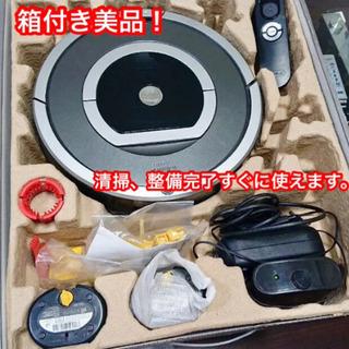 iRobot Roomba 780 超美品ロボット掃除機 アイロ...
