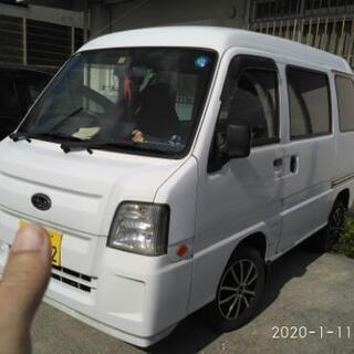 サンバーバン 10万円