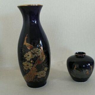 ペアの花瓶(値下げ)