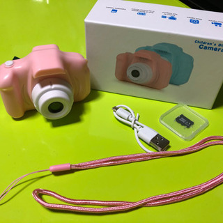 子供用デジタルカメラ 新品未使用