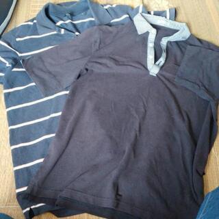 UNIQLO ポロシャツ2枚組XL
