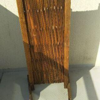 パーテーション木製