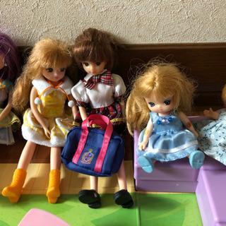 リカちゃん人形 みきちゃん 赤ちゃん合計5体