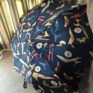 フェラガモ Salvatore Ferragamo 折り畳み傘