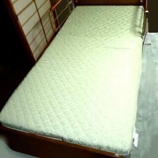 最終値下げ。1月28日まで。介護ベッド コイズミファニテック社製...