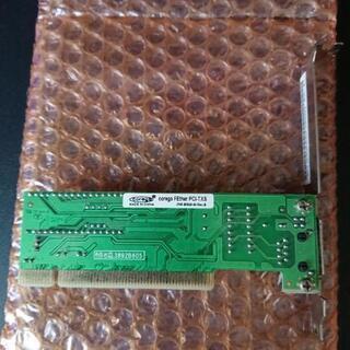 中古コレガ製増設PCI -EネットワークアダプターLANカード
