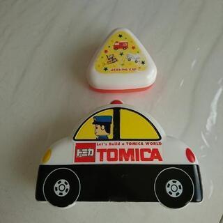 トミカお弁当箱
