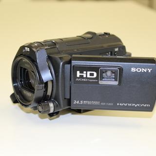 [只今、取引中]  デジタルHDビデオカメラレコーダー  HDR...
