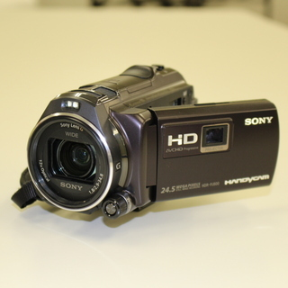 [只今、取引中]  デジタルHDビデオカメラレコーダー   HD...