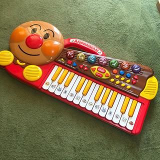 値下げ‼️アンパンマン 電子ピアノ
