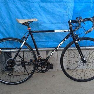 ロードバイクドッペルギャン 700C 14速 520mm