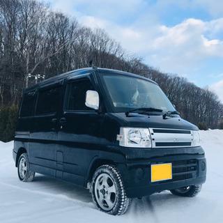 【売約済】 車検ロングタウンボックス LX 切り替え式4WD 人...